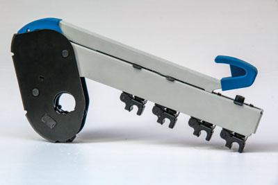 YJ40系列粗纱弹簧摇架